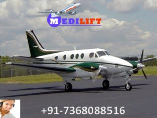 Hire Splendid Air Ambulance Service in Mumbai