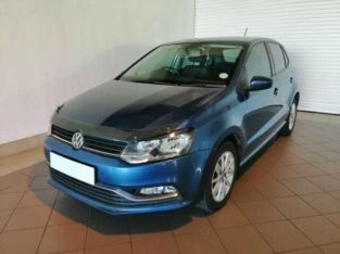 vw Polo tsi 2014 model
