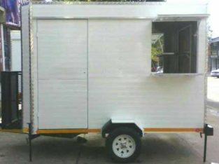 mobile kitchen trailer