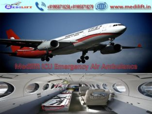 Get Genuine Low Fare Air Ambulance in Patna