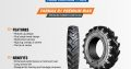 Sale on Tractor tyres & Forklift tyres