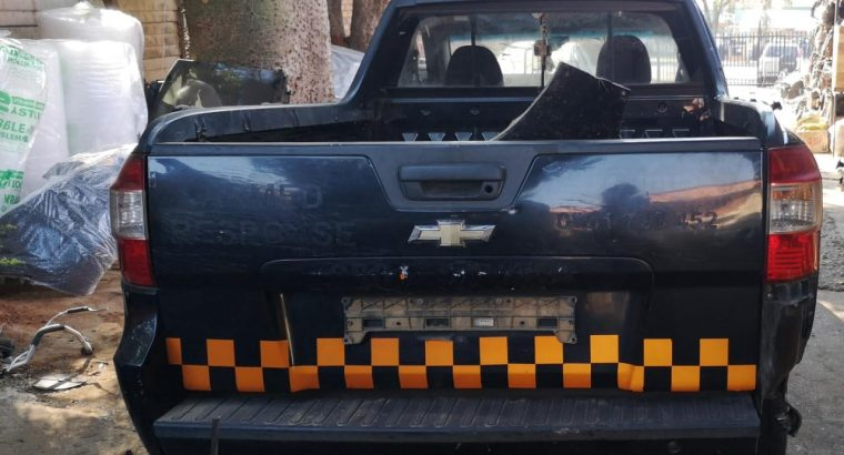 CHEV UTILITY 1.4 S/C P/U 2014 STRIPPING FOR SPARES