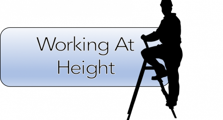 WORKING ON HEIGHT SAFETY TRAINING COURSE
