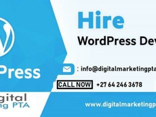 WORDPRESS DEVELOPMENT COMPANY IN PRETORIA