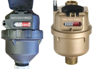 SMC PLASTIC DOMESTIC WATER METER FOR SALE