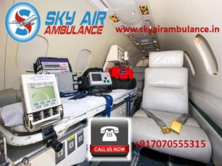 Select Air Ambulance in Raipur at the Minimum Cost