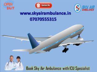 Receive Air Ambulance Service in Pondicherry