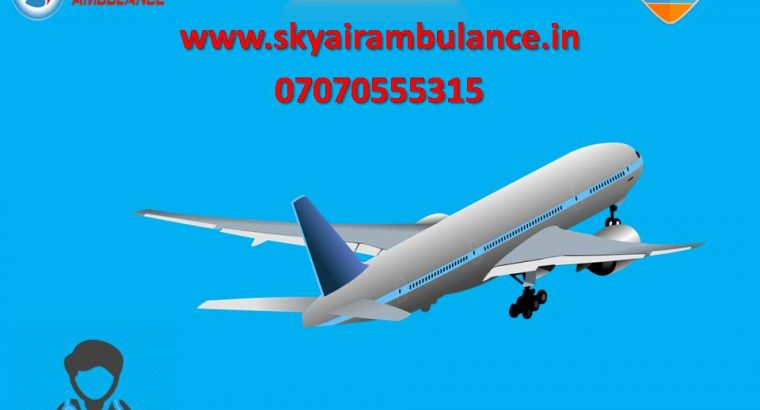 Commercial Air Ambulance Service in Port Blair