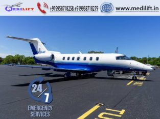 Country Best Aircraft Air Ambulance in Siliguri