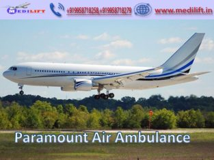 Get Trusted Air Ambulance Service in Chennai