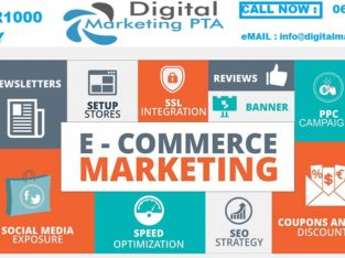 eCommerce Website Design & Development in Pretoria