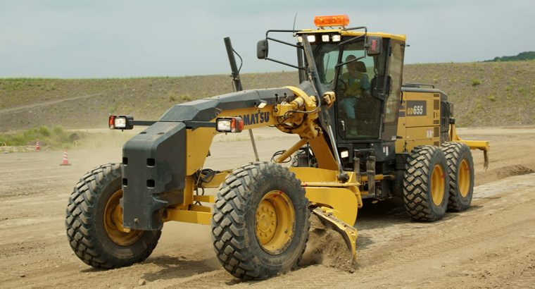 MOTOR GRADER TRAINING COURSE IN NORTHERN CAPE