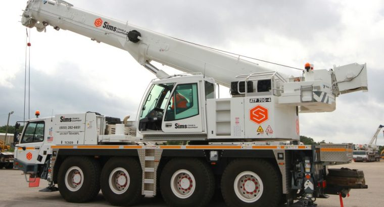 MOBILE CRANE AND BULLDOZER TRAINING COURSES
