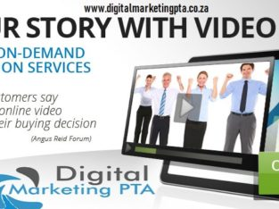 Video Submission and Distribution Services in Joha