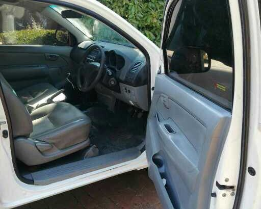 Toyota hilux 2009 mode for sale