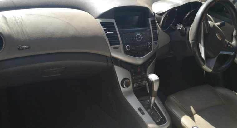 CHEV CRUZE 1.8 LT A/T 2010 STRIPPING FOR SPARES