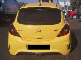 OPEL CORSA OPC 1.6 2008 STRIPPING FOR SPARES