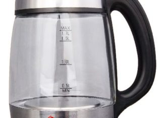 Cordless Glass Jug Kettle