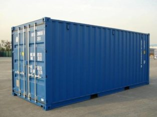Storage Containers / Shipping Containers – DELIVER