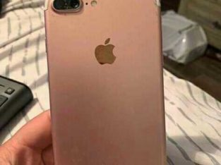 iPhone 7plus 128gb.