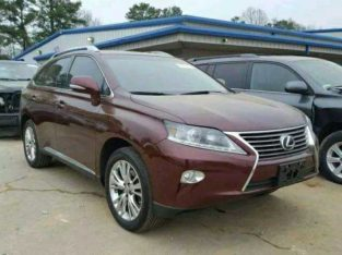 LEXUS RX350 FOR GIVEAWAY PRICE