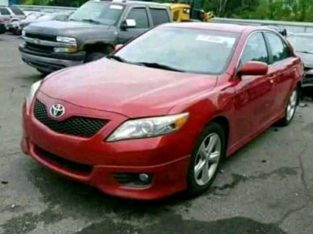 BUY AND DRIVE TOYOTA CAMRY FOR SALE