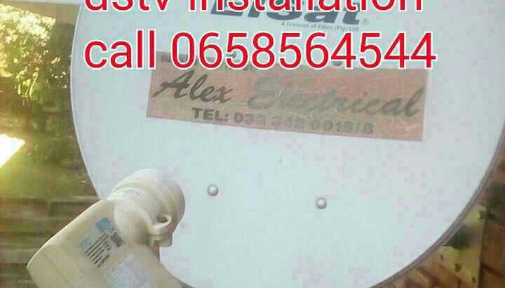 DSTV CCTV OVHD STARSAT INSTALLATIONS AND SERVICES SEE PICTURE FOR CONTACT NUMBER