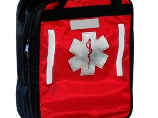 first aid kits and bags