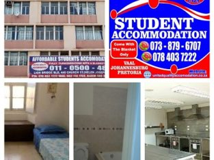 Student Accommodation in Pretoria for year 2020