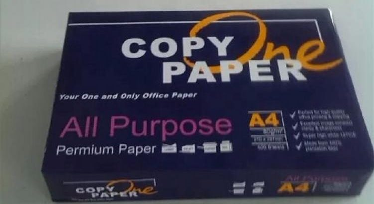 Buy cheap paperone copy papers 80gsm