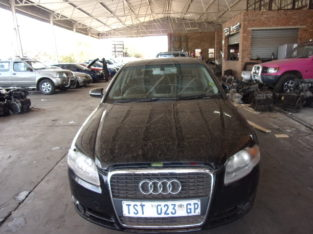 Audi A4 B7 2.0 TFSI Manual Stripping for Spares