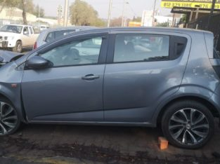 CHEV SONIC 1.3 2012 STRIPPING FOR SPARES