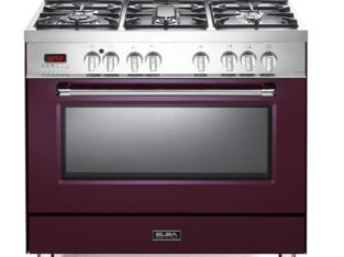 Elba 900mm Freestanding Gas/Electrical Oven