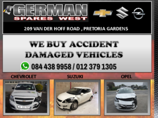 WE BUY ACCIDENT DAMAGED CARS ( ALIVE OR DEAD )