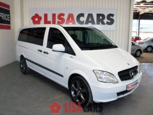 MERCEDES BENZ VITO 116 CDI SHUTTLE