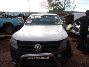 VW Amarok 2.0 TDI 2012 Used Parts for Sale