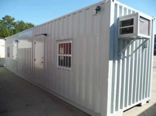 12- METER (40 FOOT) OFFICE CONTAINERS