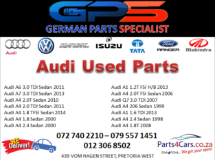 Audi Used Parts for Sale