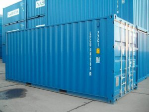 12- METER (40 FOOT) SHIPPING / CARGO CONTAINER