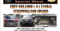 CHEV ORLANDO 1.8 (F18D4) STRIPPING FOR SPARES