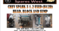 CHEV SPARK 3 1.2 HEAD , BLOCK AND SUMP FOR SALE