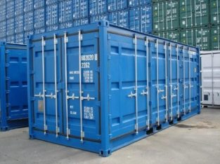 12″ METER (40 FOOT) STORAGE CONTAINERS