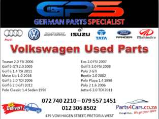 Volkswagen Used Parts for Sale
