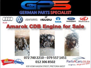 Amarok CDB Engine for Sale