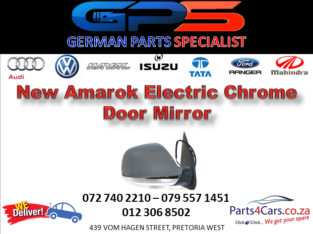Special on New VW Amarok Electric Chrome Mirror