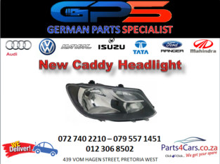 Special on New VW Caddy Headlight for Sale