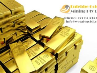Buy African Gold from DRC Congo and Yuganda