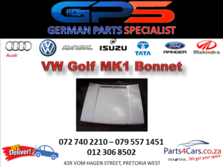 Golf MK1 Bonnet for Sale