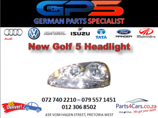 Special on New VW Golf 5 Headlight for Sale