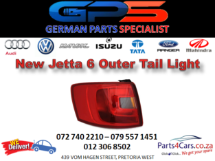 Special on New VW Jetta 6 Outer Tail Light
